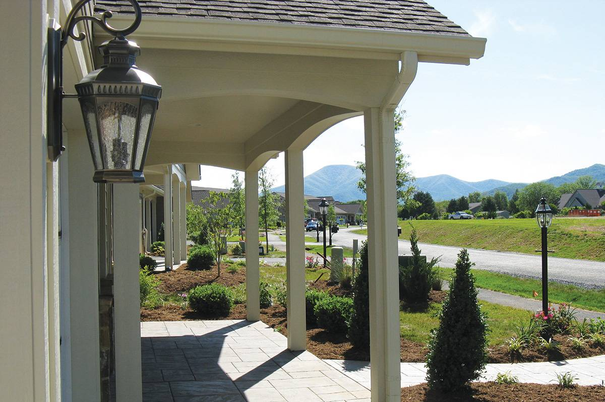 Wintergreen Retirement Community Near Charlottesville Va