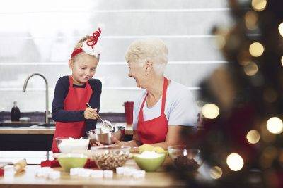 Helping Seniors with the Holidays